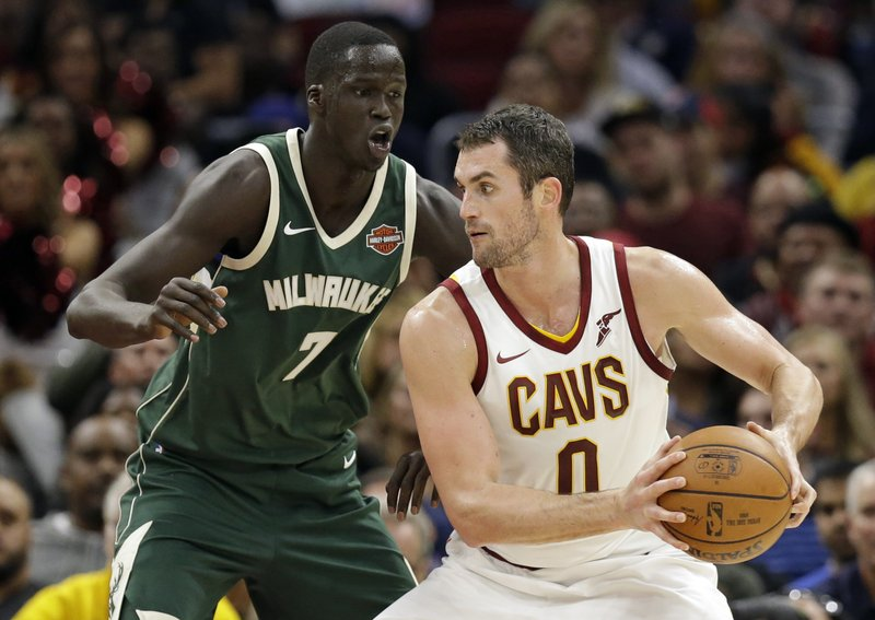 Kevin Love, Thon Maker