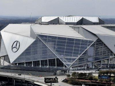 Time-Lapse Shows New Atlanta Stadium Rising Up
