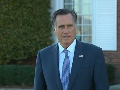 Romney Looking Forward to Trump Administration