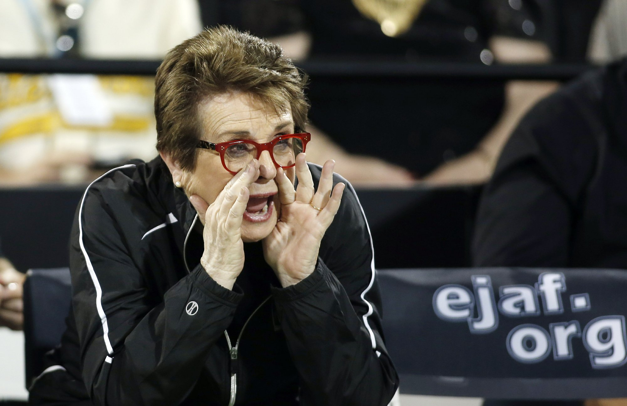 Watch Game, Set, Match: How Billie Jean King Won the Battle Against Her Aging Knees video