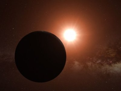 Nearby Earth-Like Planet Discovered