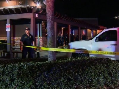 Raw: 3 Adults, Boy Shot Outside Texas Steakhouse