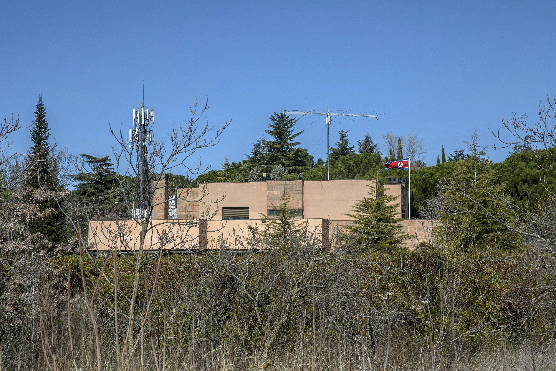 Spain: FBI was offered stolen data from NKorea embassy raid