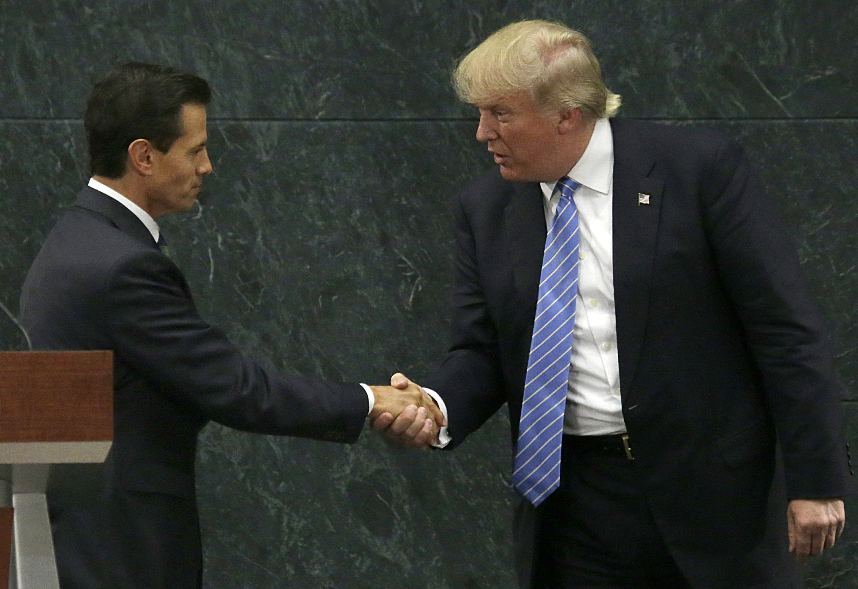 Already reeling, Mexico fears it has much to lose with Trump