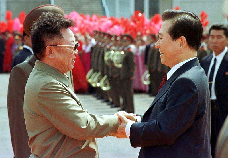 Kim Jong II, Kim Dae-jung