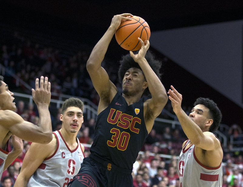 USC Stanford Basketball