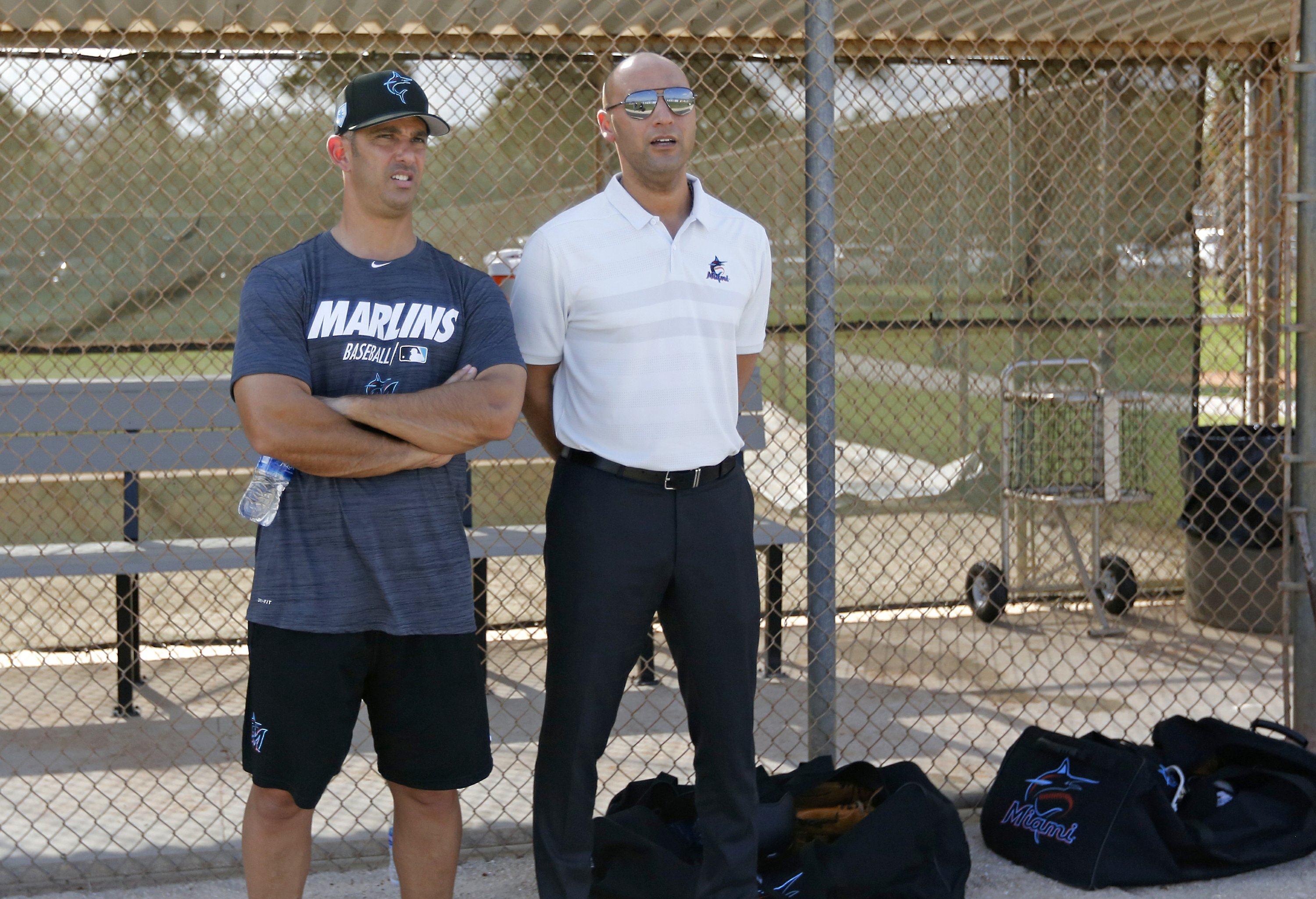 Jorge Posada on joining Marlins: 'Perfect timing'