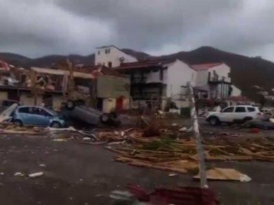 Heartache in British Virgin Islands After Irma