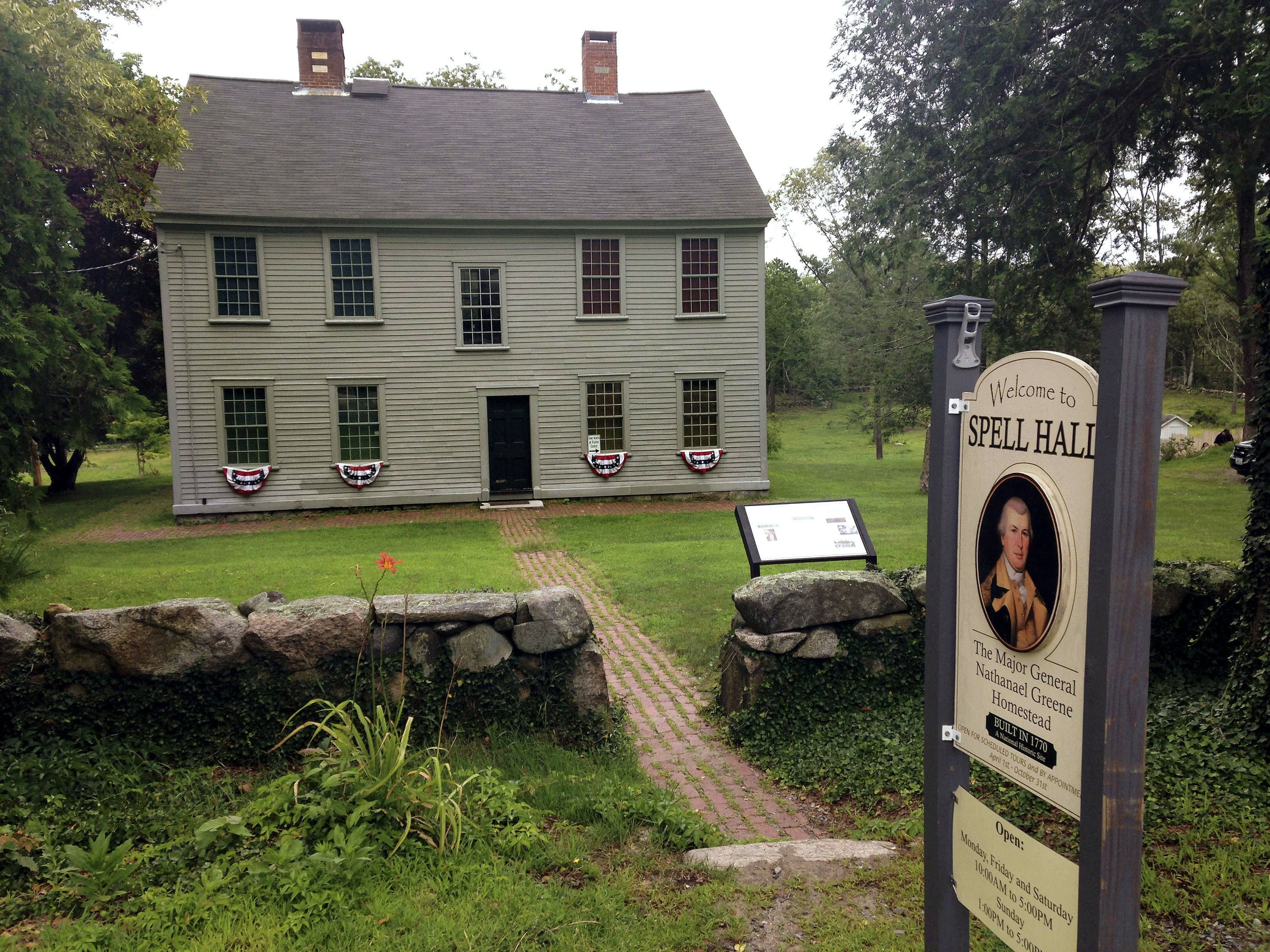 history buffs celebrate forgotten revolutionary war general