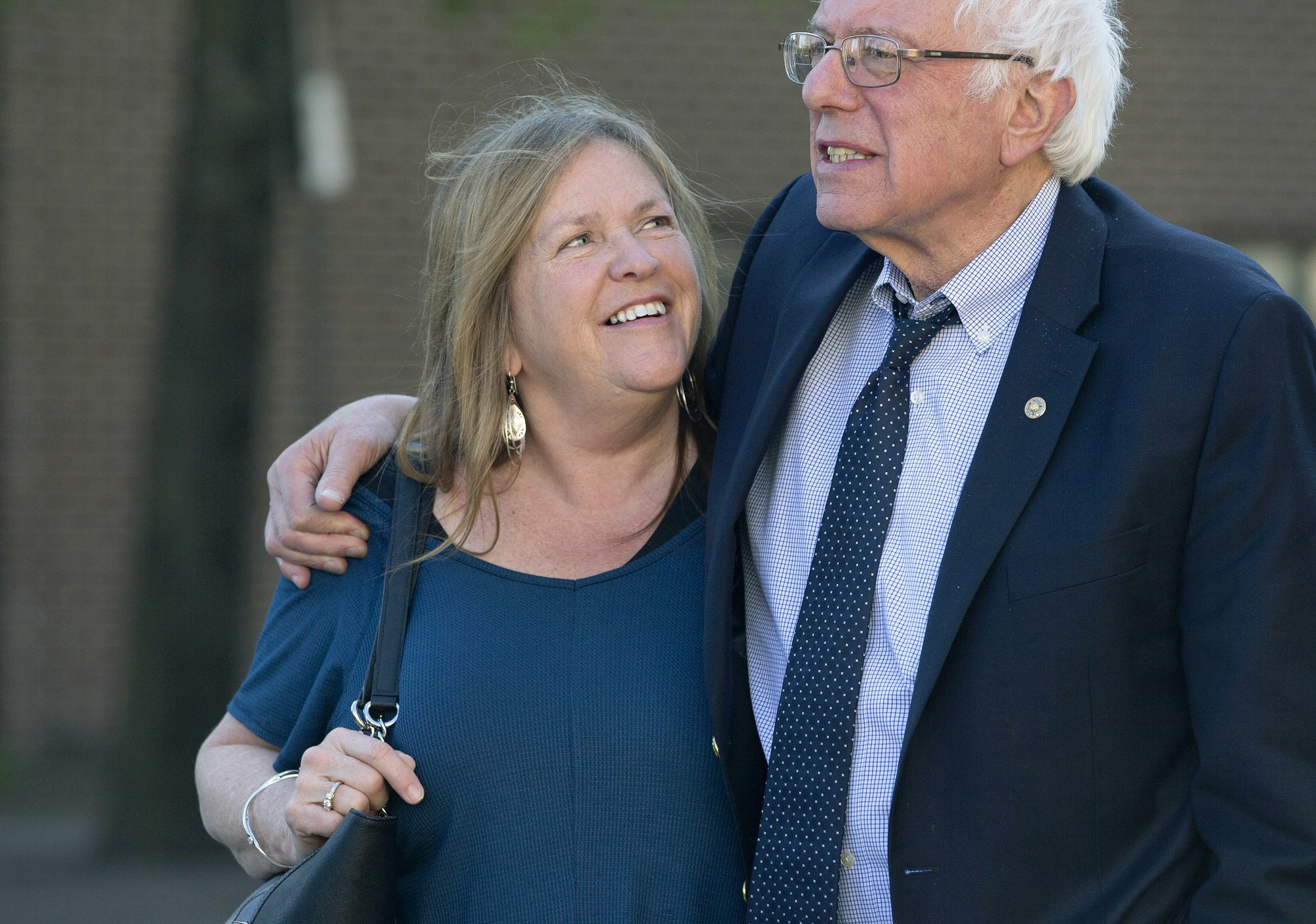 Institute founded by Sanders' wife, son is shutting down