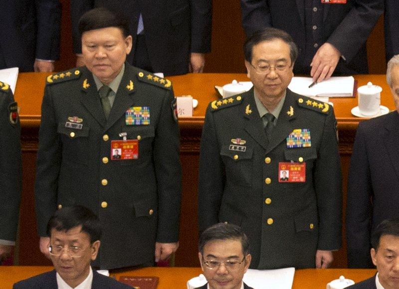 Zhang Yang, Fang Fenghui