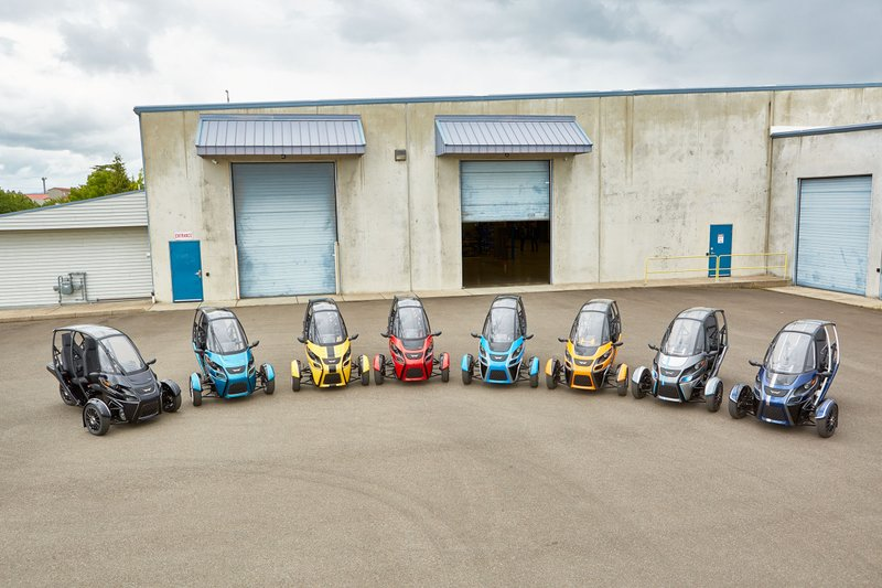 Arcimoto Completes Signature Series Production and Begins Beta Series Production