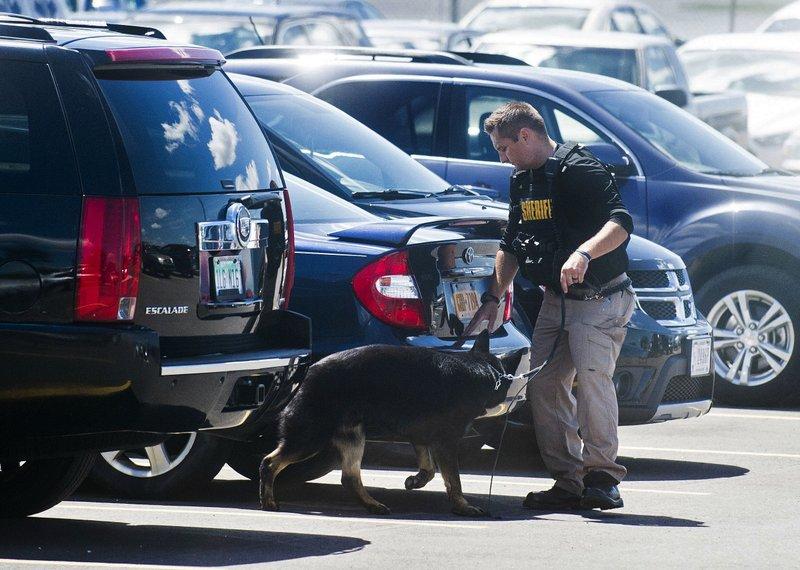Stabbing of officer at Flint airport investigated as terrorism