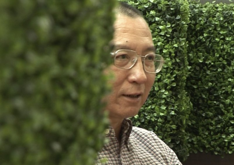 In this image taken from June 3, 2008, video footage by AP Video, Liu Xiaobo speaks during an interview before his detention in Beijing, China.The judicial bureau in the northeastern Chinese city of Shenyang says jailed Nobel Peace Prize laureate Liu Xiaobo has died of multiple organ failure Thursday, July 13, 2017, at age 61.
