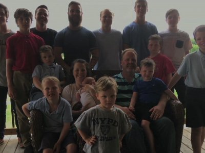 Michigan Family Has 14 Boys and No Regrets