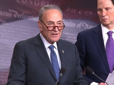 Schumer: Tax Plan Spells Trouble for Republicans