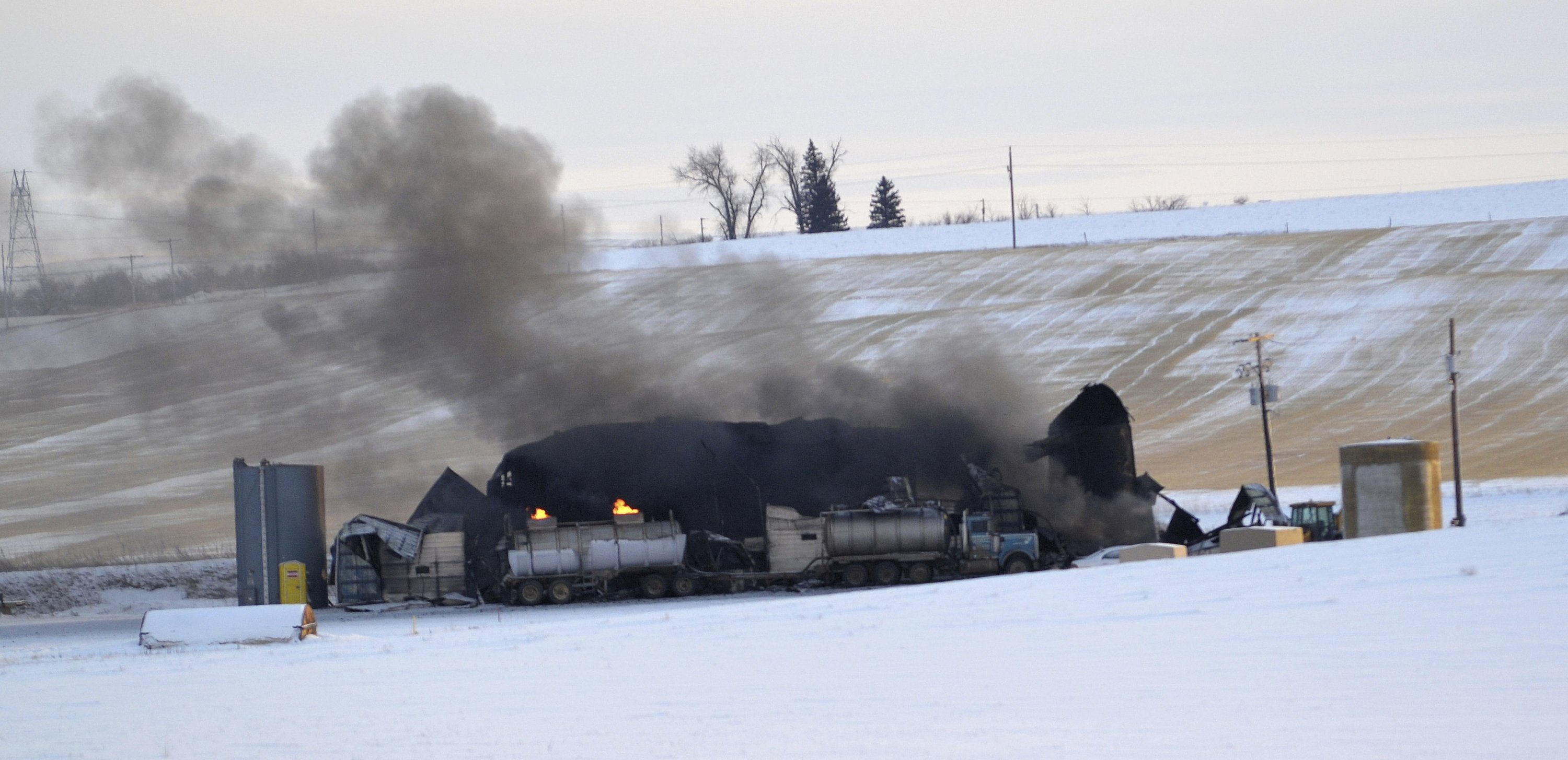 2 Canadians indicted in 2012 Montana oil plant explosion