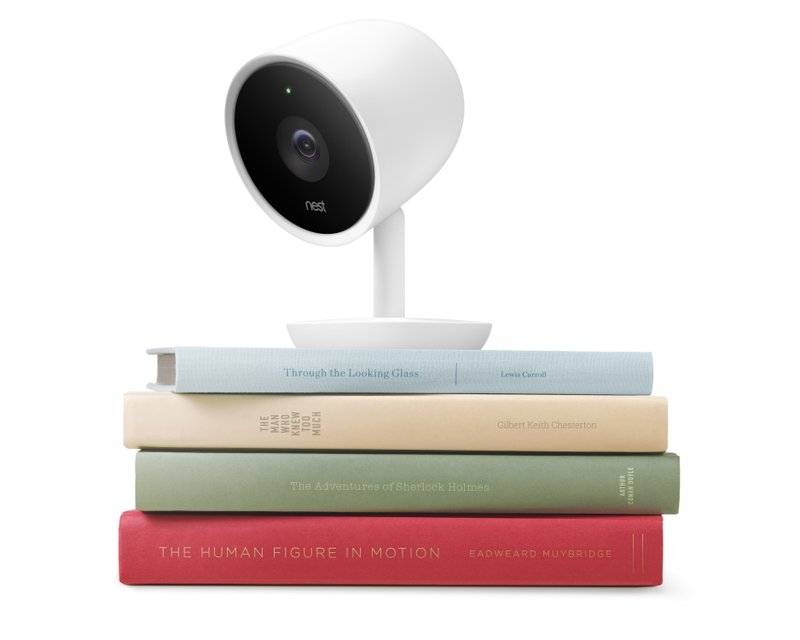 Enjoyable Nest Security Camera Knows Whos Home With Google Face Tech Download Free Architecture Designs Scobabritishbridgeorg