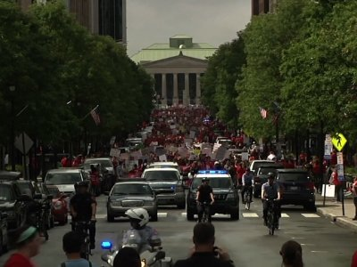 NC Teachers Rally For Better Pay and Resources