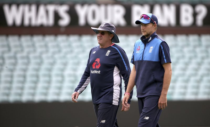 Joe Root, Trevor Bayliss