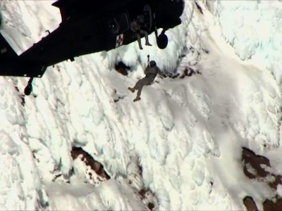One Mt. Hood Climber Dead, Others All Safe