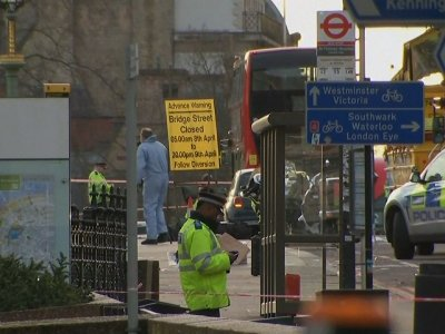 At Least Four Dead; 20 Injured in London Attacks