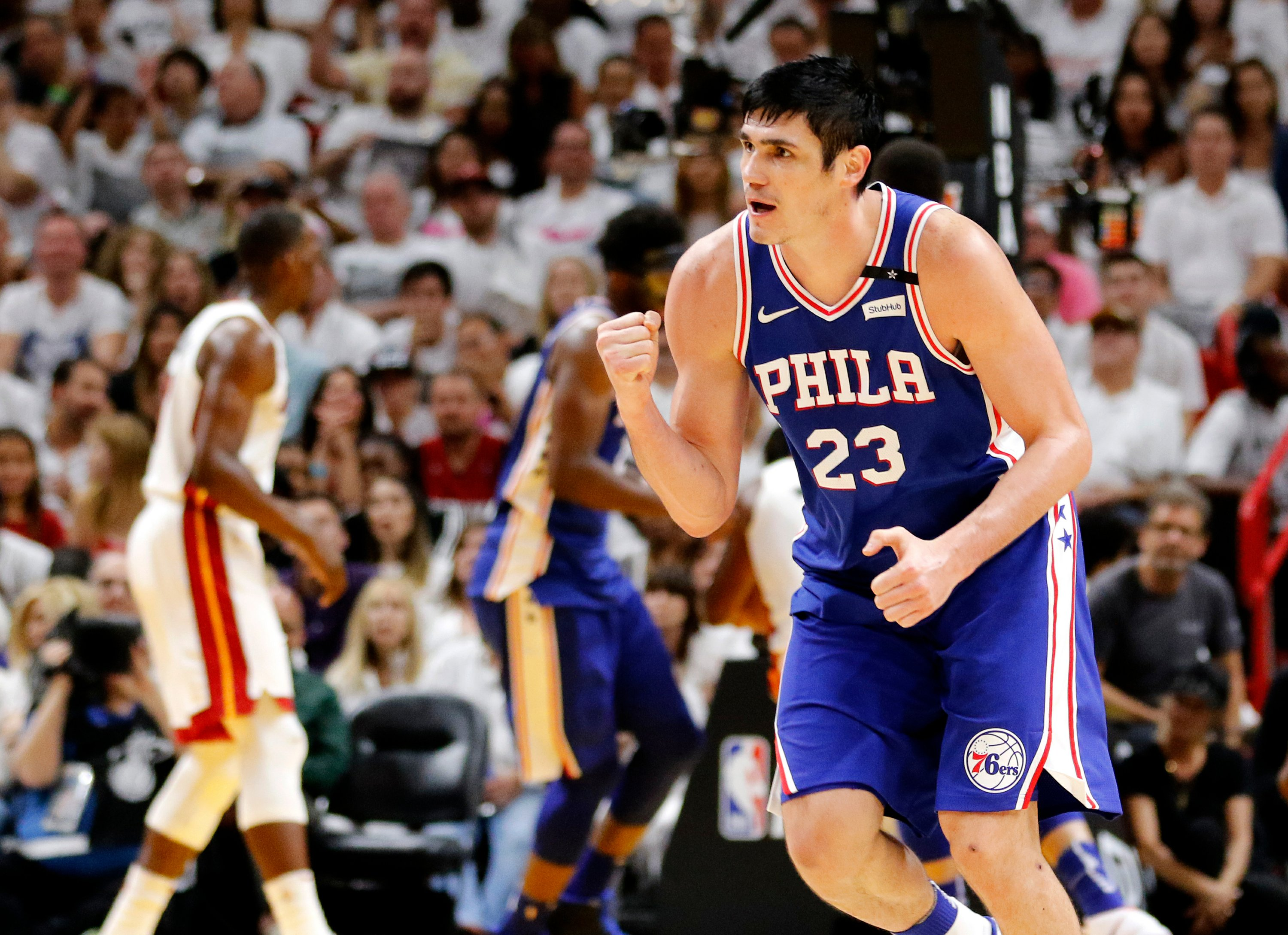 Melting Pot 76ers Global Approach To A Roster Is Working