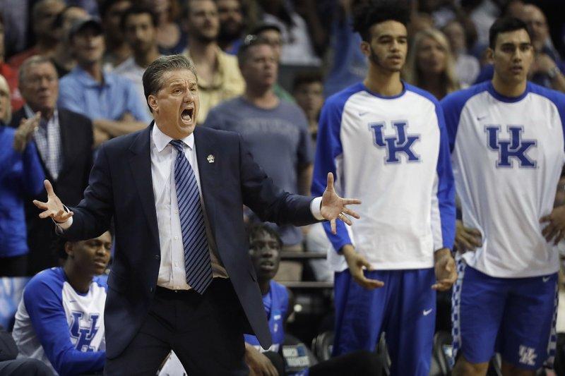 Postseason Success For Kentucky Unc Back Ap Top 100 Perches
