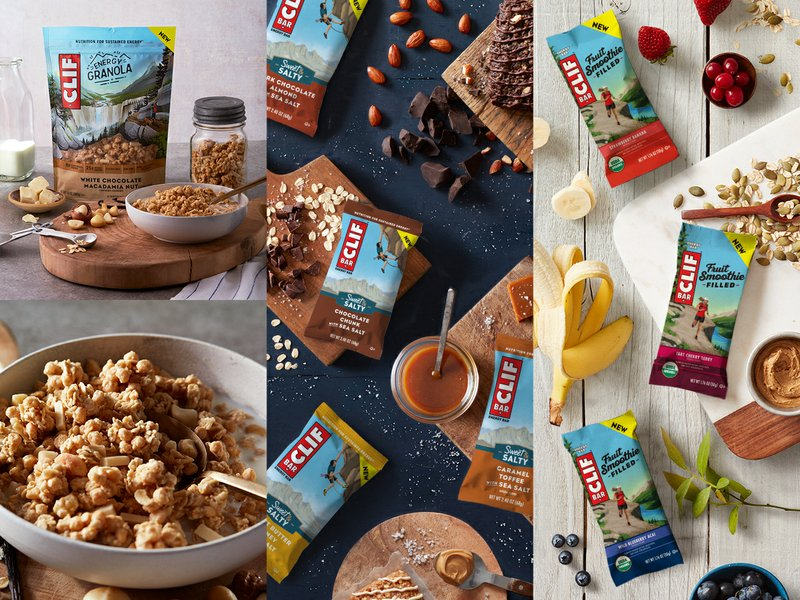 Clif Bar & Company Unveils Three New Products Just in Time for Summer
