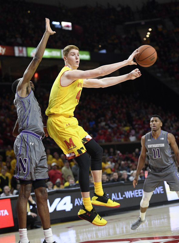 Kevin Huerter, Vic Law, Anthony Gaines