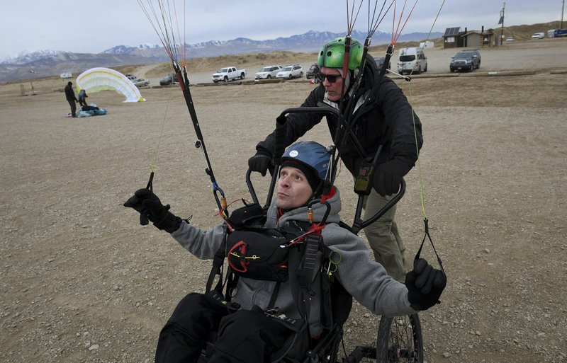 Pleasant Grove man stays active after paralyzing accident 01