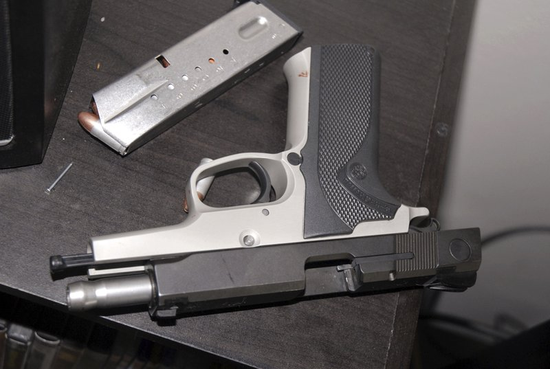 A look at guns sold by police that ended up at crime scenes