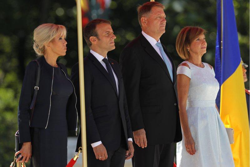 France: Ce qui fascine les Anglais chez Brigitte Macron