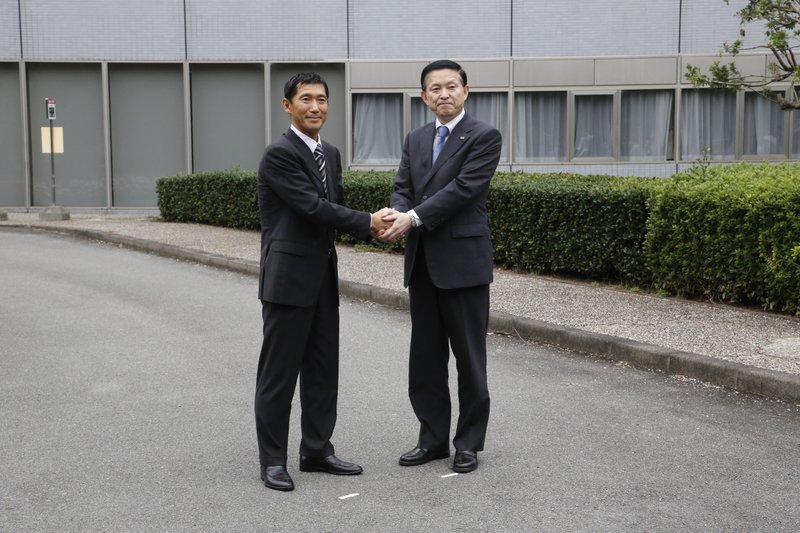 Yasuo Naruke, Yuji Sugimoto