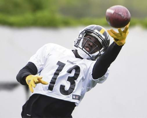 Tim Benz: James Washington could be the No. 3 WR the Steelers need