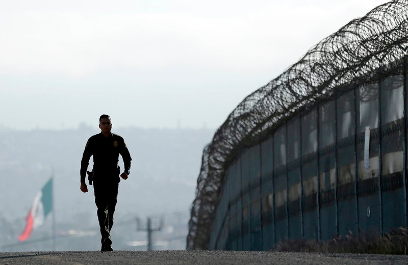 California rejects border duties for troops — APNewsBreak