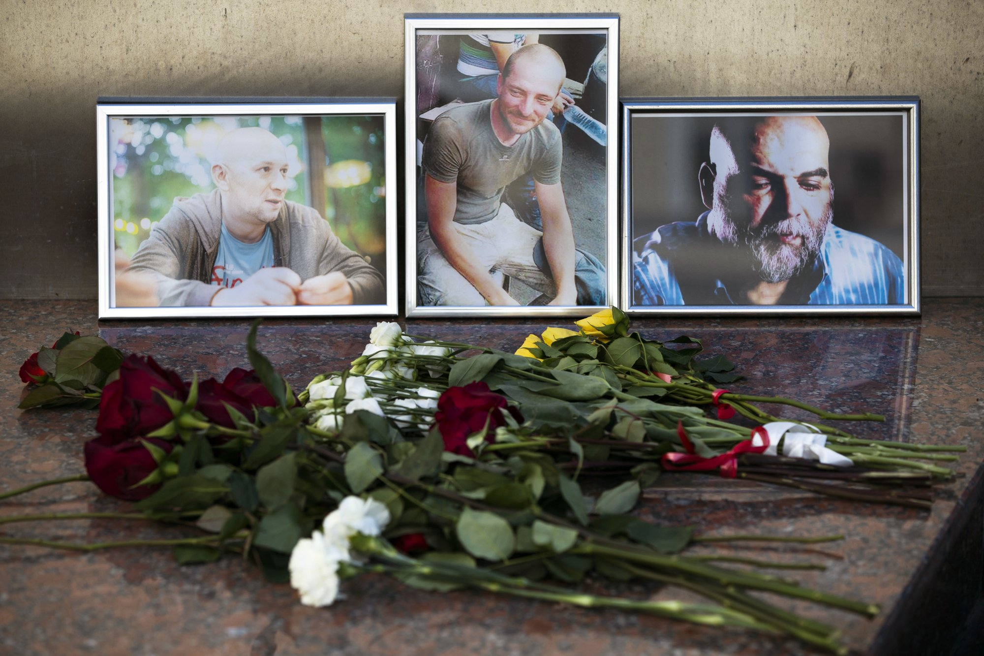Russia says reporters killed in Africa were not tortured