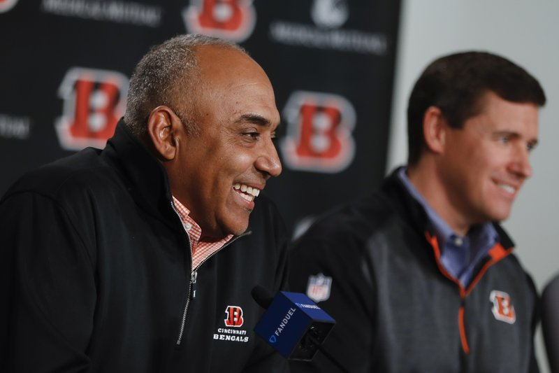 Marvin Lewis, Bill Lazor