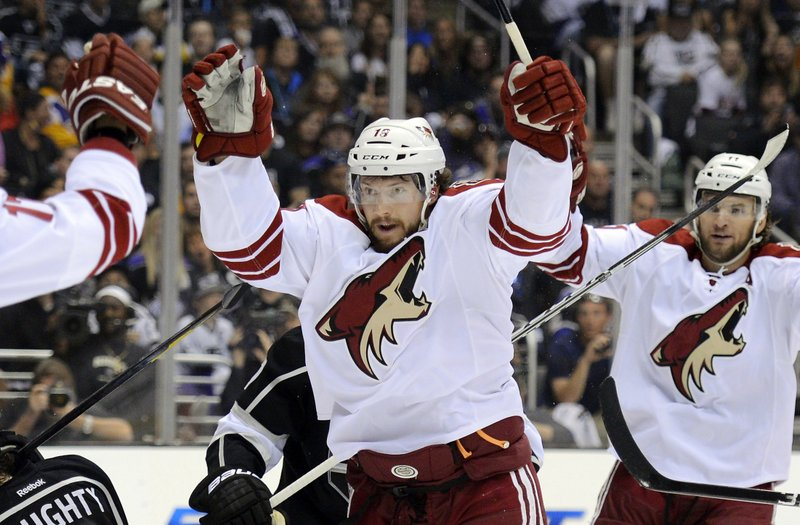 Coyotes Captain Shane Doan Calls It A Career