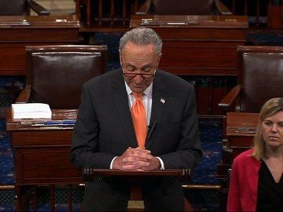 Schumer: Senate Should Wait Until 2019 on SCOTUS