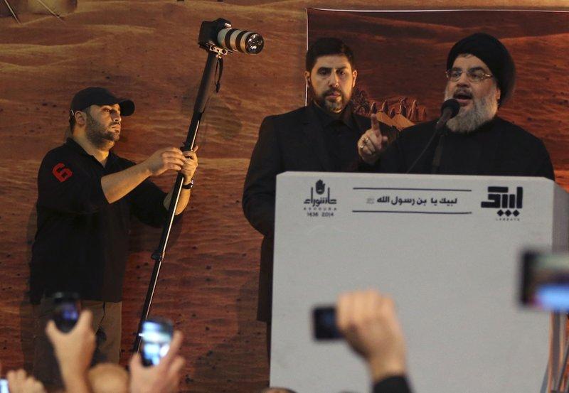 Militant Or Poet Us Sanctions Hezbollah Leader S Son
