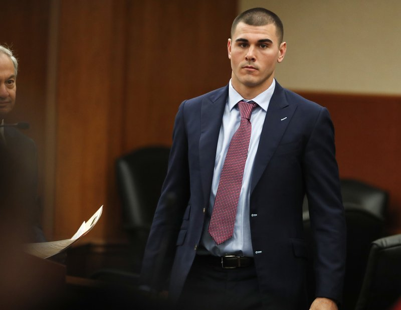 c52e6983f83 Broncos cut Chad Kelly a day after trespassing arrest