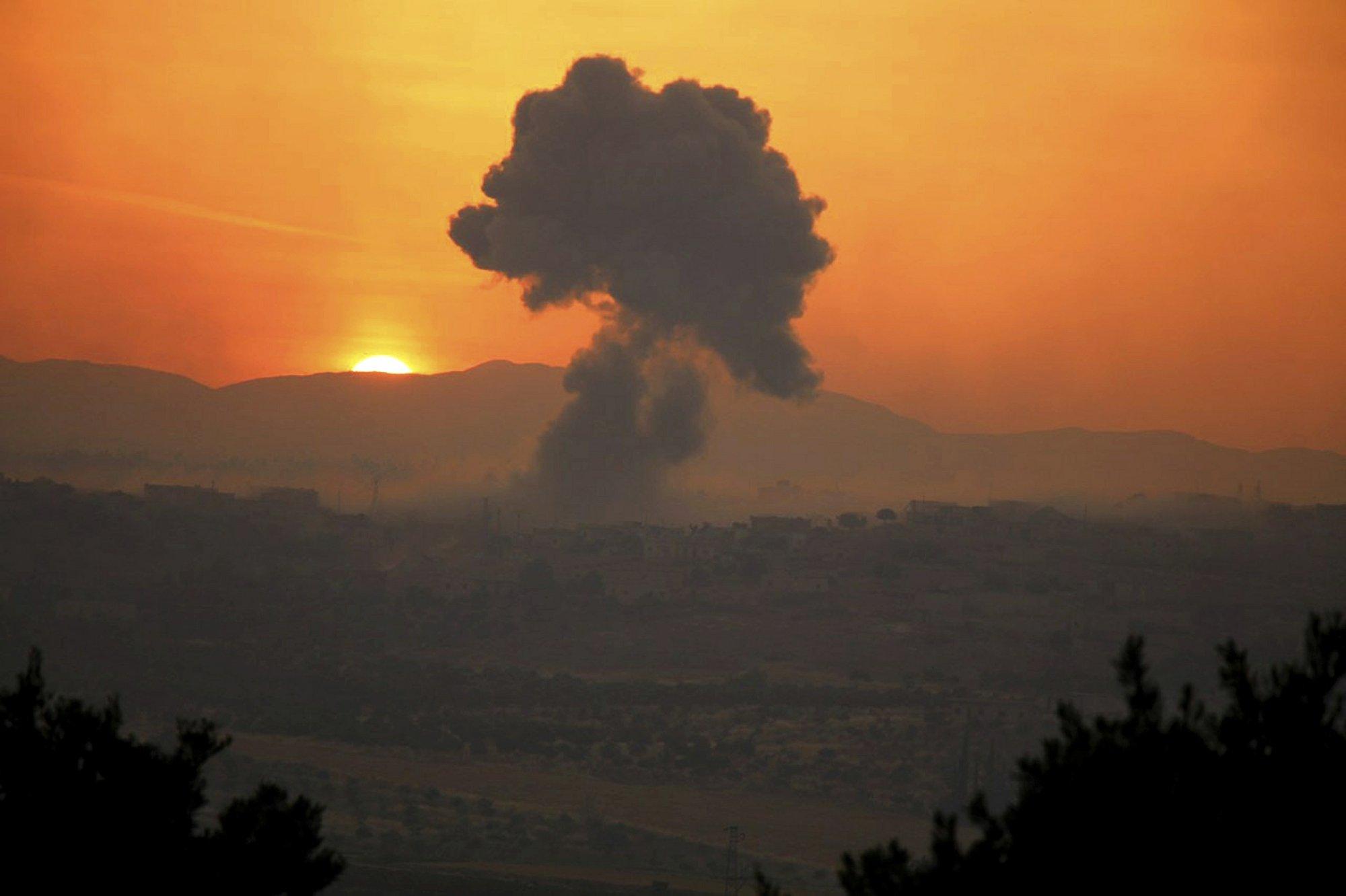 Fighting rages after Syria rebels retake northwest village