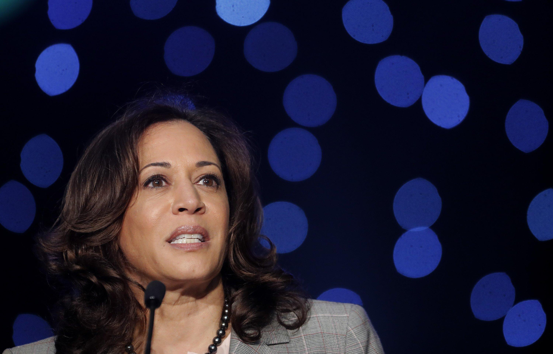2020 Democrats clash over impeachment, felons' right to vote