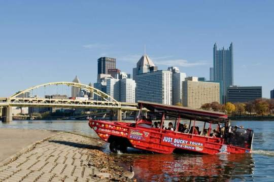 Pittsburgh's Just Ducky Tour fleet deemed safe by owner