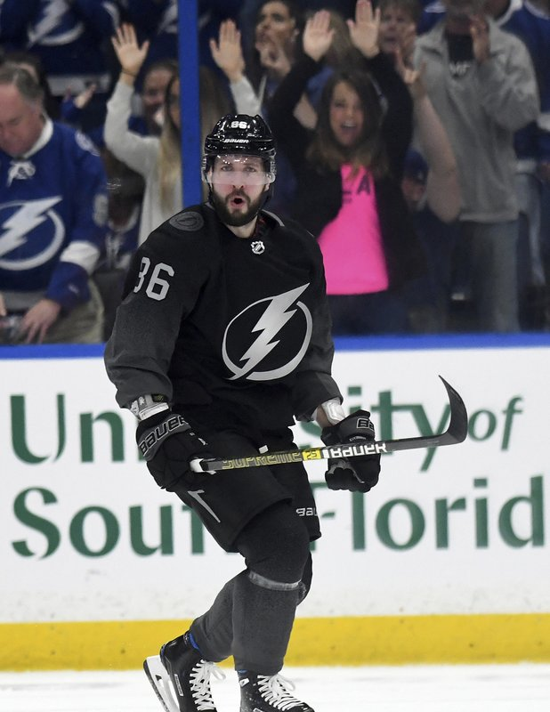 tampa bay lightning kucherov