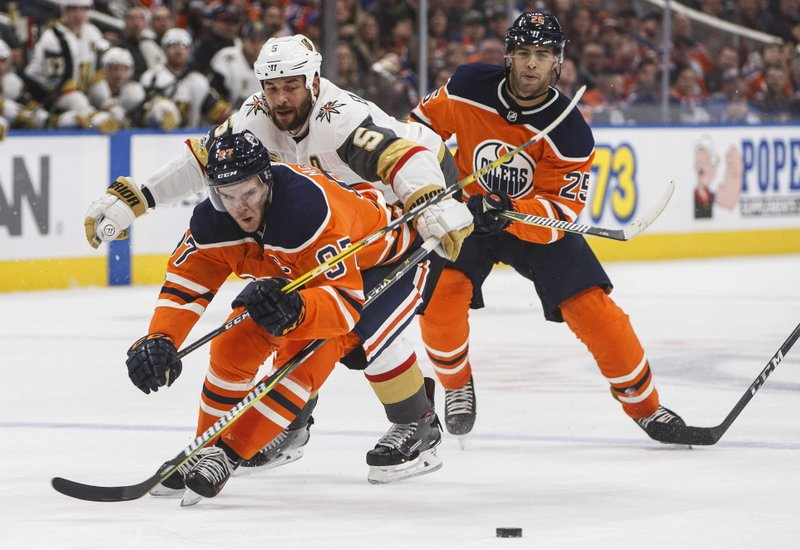 Deryk Engelland, Connor McDavid