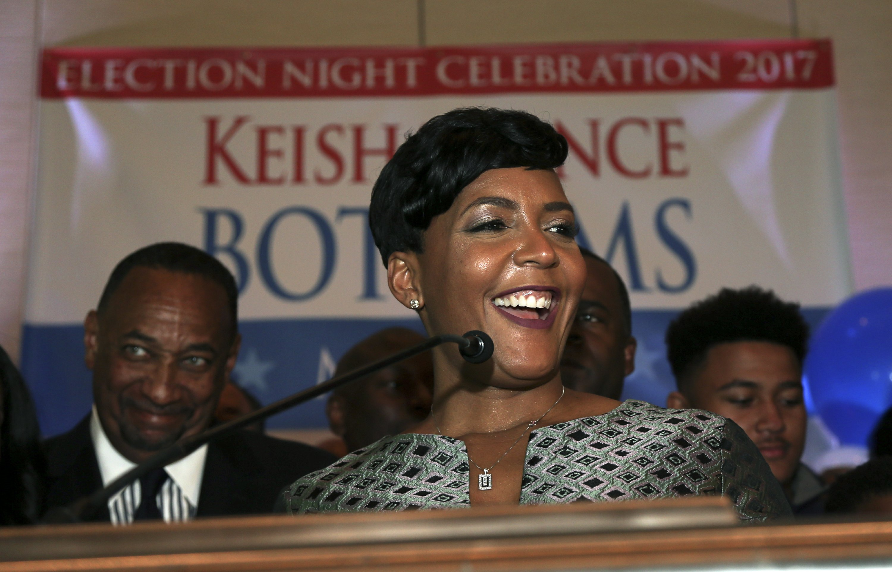 Black political machine tested again in Atlanta mayor race
