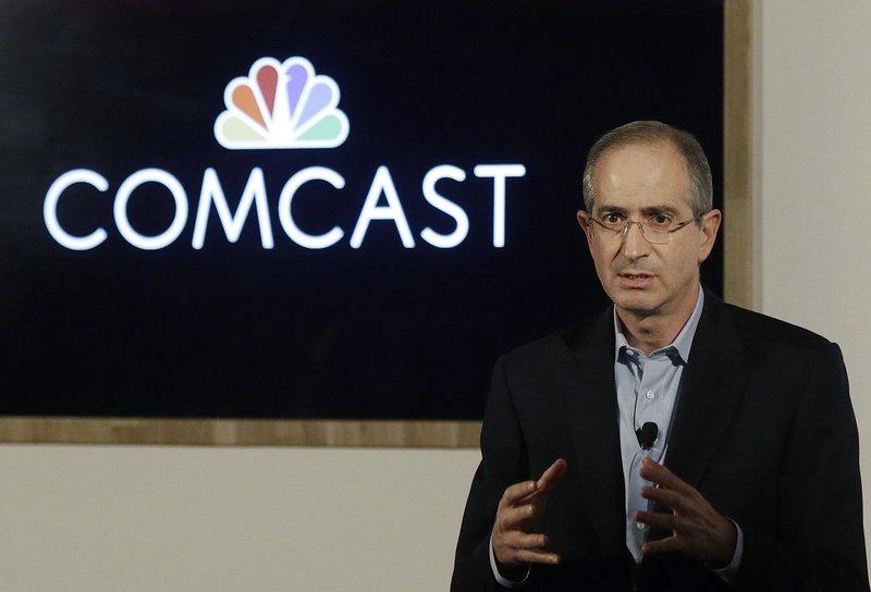 Brian Roberts; Comcast