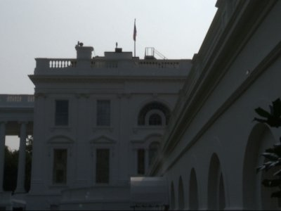 White House ends McCain flag tribute